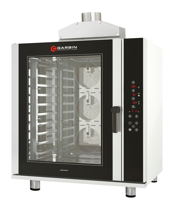 Forno professionale a gas G|GAS D10 GAS