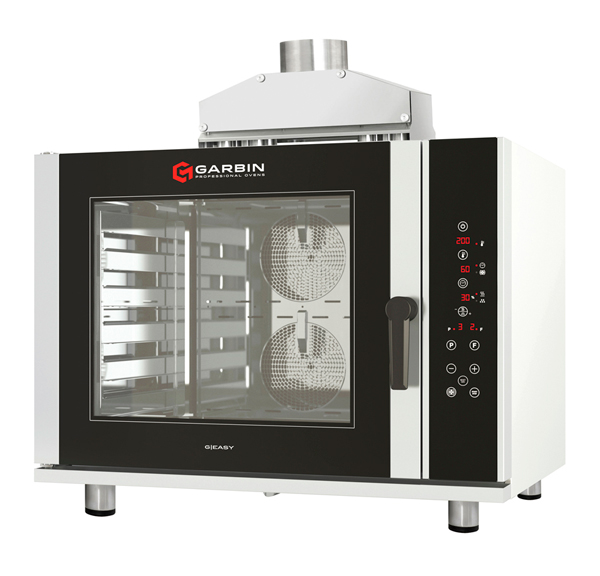 Forno professionale a gas G|GAS D7 GAS