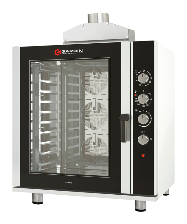 Professional gas oven G|GAS M10 GAS
