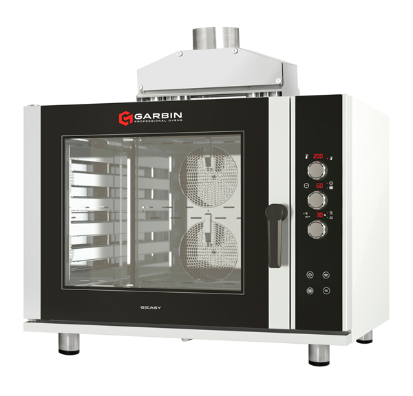 Professional gas oven G|GAS A6 GAS