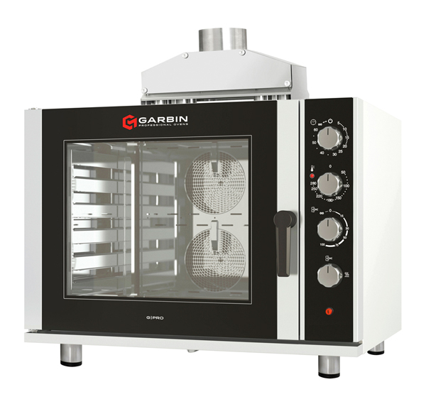 Professional gas oven G|GAS M7 GAS