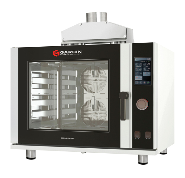 Professional gas oven G|SUPREME 6-7 GAS