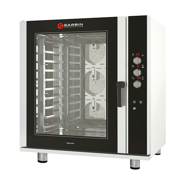 Professional combi oven G|EASY AT10 Bakery